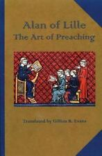 Alan of Lille: The Art of Preaching (Paperback or Softback)
