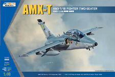 Kinetic 1:48 Scale AMX –T /1B Fighter Two Seater Plastic Model Kit K48027
