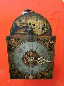 Holzräderuhr Schwarzwald Uhr Pendeluhr