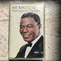 Nat King Cole: Night Lights & Other Hits Cassette Tape