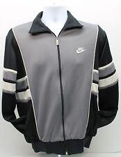 True Vintage 1980s Rare Nike Blue Tag Polyester Windbreaker Track Jacket Coat M