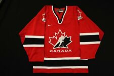 Team Canada NIKE Olympic Jersey - Red - Size L