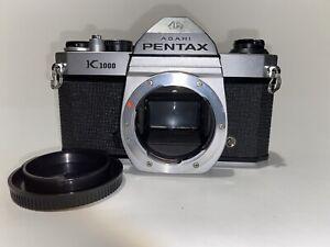 Pentax K1000 Body. Exelent Condition