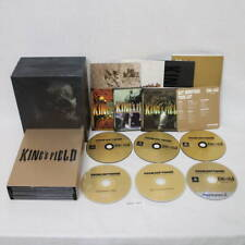 PS2 KING'S FIELD DARK SIDE BOX-FROM SOFTWARE 20th ANNIVERSARY1994-2007 JAPAN