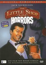 The Little Shop of Horrors / Jack Nicholson / DVD / #2692
