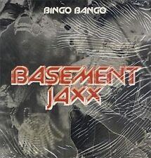 "Bingo Bango By Basement Jaxx 12"" Vinyl Single Record 2000 NEW"
