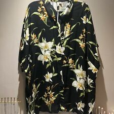 Yours Clothing Plus Size Floral Soft Hawaiian Shirt Blouse ButtonUp Size 26 BNWT