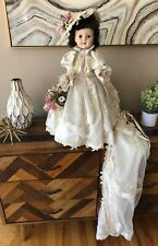 American Character Doll Sweet Sue Beautiful Bride Doll Big 24 inches