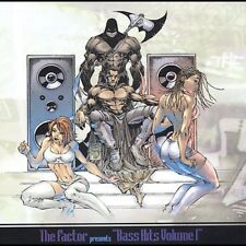 Bass Hits, Vol.1 [PA] by Factor (CD, Feb-2000, Warlock) BRAND NEW SEALED