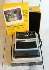 Vintage Kodak EK4 Instant Film Camera In Original Box w/ Booklet