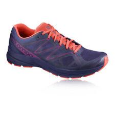 Chaussures de fitness, athlétisme et yoga violets Salomon pour femme