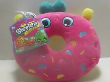 "Shopkins 6"" D'Lish Donut Plush Toy Official Product USA"