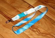 Nintendo Wii U Promo Schlüsselband lanyard / Key Holder / Gamescom