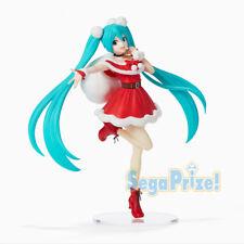 SEGA Hatsune Miku Series Super Premium Figure Christmas 2020 22cm Vocaloid