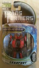 Transformers Dark of the Moon Leadfoot DOTM Cyberverse MOSC