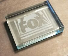 FOX Media Entertainment RARE paperweight
