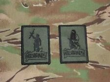 Red Dawn (1984) Anniversary Wolverine patches