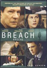 BREACH (FULL SCREEN) NEW DVD FREE SHIPPING