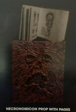 Trick Or Treat Evil Dead 2 Necronomicon With Pages Halloween Prop Cosplay