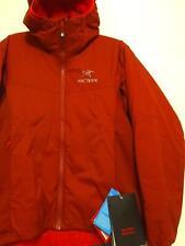 ARCTERYX ATOM LT Men's Hoody Jacket-Xtra Large, Sangria, NEW