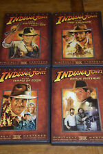The Adventures of Indiana Jones: The Complete DVD Movie Collection Widescreen
