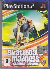 Ps2 PlayStation 2 «SKATEBOARD MADNESS XTREME EDITION» nuovo sigillato italiano