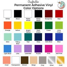 Craftables Adhesive Vinyl Roll 12