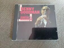 jumpin at the woodside  benny goodman and his orchestra  cd