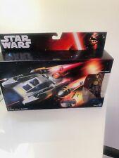 Star Wars Rebels Y-wing Scout Bomber & Kanan Jarrus Hasbro 3,75'' 1 Piece MOC