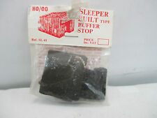 Peco H0 SL41 Sleeper Built Buffer Stop Kit (siehe Foto)  WT3772