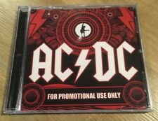 "CD "" Sampler "" AC/DC Columbia ‎88697 37283 2 Promo 11 TrackUSA 2008 NEW Rare"