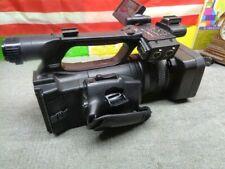 Estate* Pro Sony Hvr-Z5U MiniDv Digital Hdv 1080 Hdmi Video Camera - Low Hours