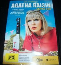 Agatha Raisin (Ashley Jensen) Series One 1 (Australia Region 4) DVD – New