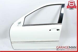 01-07 Mercedes W203 C240 C280 Front Left Driver Side Exterior Door Shell Frame