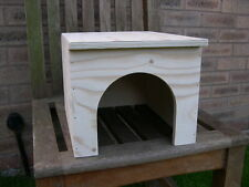 """13"""" x 10"""" x 8"""" Rabbit / Guinea Pig Play House / Hide / Shelter"""