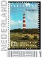 Nederland  2014 Vuurtoren 4 Ameland zegel op zegel  postfris/mnh