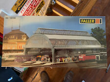 Faller 120199 HO Scale TRAIN STATION Covered Platform  400 Pc Model Building Kit
