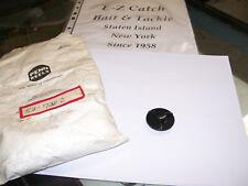 Penn 720Z Original Black & Gold SpinFisher USA Made Black Drag Knobs #  52-720Z