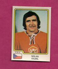 VERY RARE 1979 PANINI TEAM CZECH MILAN KAJKL  HOCKEY STICKER