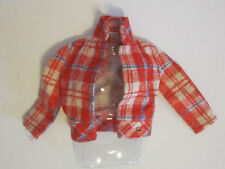 Vintage Get Up N' Go (Guag) Plaid Jacket Htf