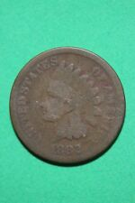 1882 Indian Head Cent Penny Bronze Exact Coin Shown Flat Rate Shipping OCE995