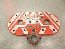 POLARIS SNOWMOBILE 1996-1998 XC 600 RMK 600 RED CYLINDER HEAD COVER 5630788-093