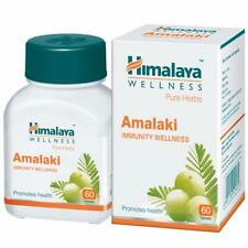 10 X Herbal Immunity Wellness Wellness Pure Herbs Amalaki 60 Tablets Free Ship.