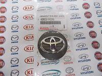 Genuine Toyota Auris,Avensis,Verso Graphite Alloy Wheel Centre Cap 42603-YY210