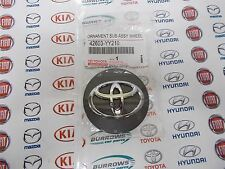 Genuine Toyota Auris,Avensis,Verso Graphite Alloy Wheel Centre Cap 42603-YY210