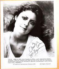 Susan Sarandon-signed photo-12 abc