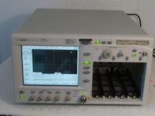 Agilent 86100A DCA Wide-Bandwidth Oscilloscope – 86100C/86100B/86100D