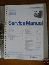 manuels de réparation philips n 4502 BOBINE POUR MOULINET, original