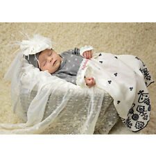 BEST CLASSIC TAKE-ME-HOME SET! Haute Baby Boutique Baby Girls TAKE-ME-HOME Set