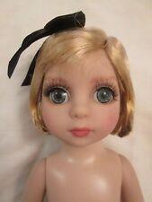 "Patsy Basic #2 Blonde Nude Tonner Doll 2012 10"" Bendy Knees No Bendy Wrist Elbow"